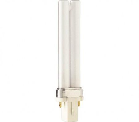 Kompakt lysrør S, G23, 2 Pin