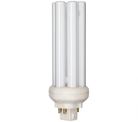 Kompakt lysrør T/E, G24, 4 Pin