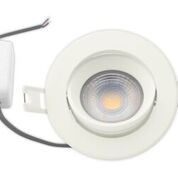 Recessed 88mm. 6W m/driver.