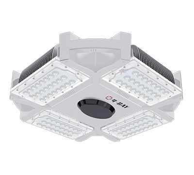 LED 4-Bay 100W IP65